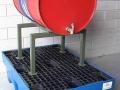 type 2 met vatenbok 1 vats