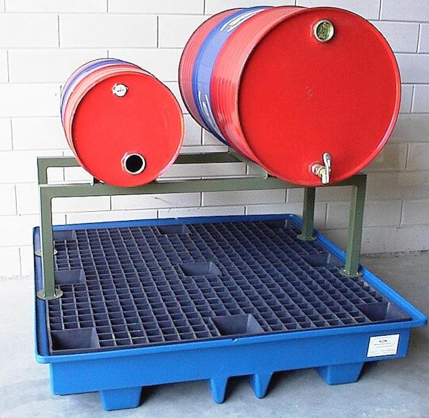 type 4 met vatenbok 2 vats